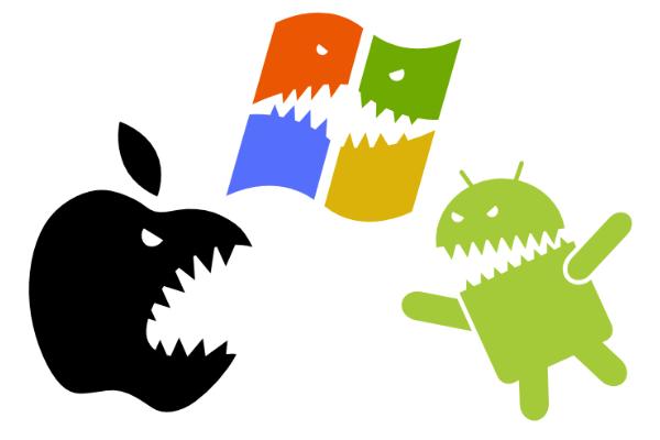 Kies je best voor iOS, Android of Windows?