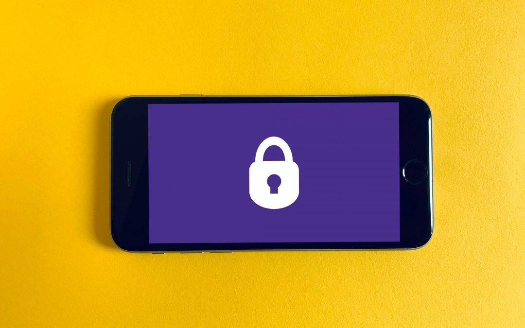 Zo beveilig je je smartphone