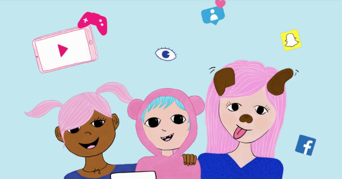 6 dingen die we leren uit het nieuwe Apestaartjaren-onderzoek over jongeren en hun mediagebruik