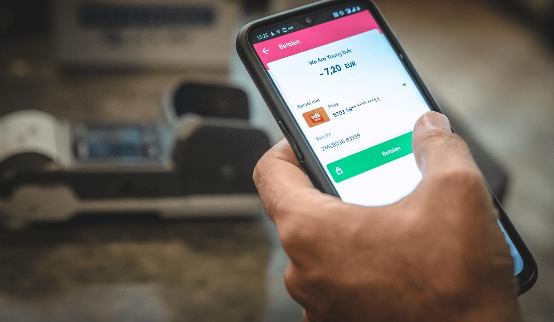 Welke apps kan ik gebruiken om te winkelen?