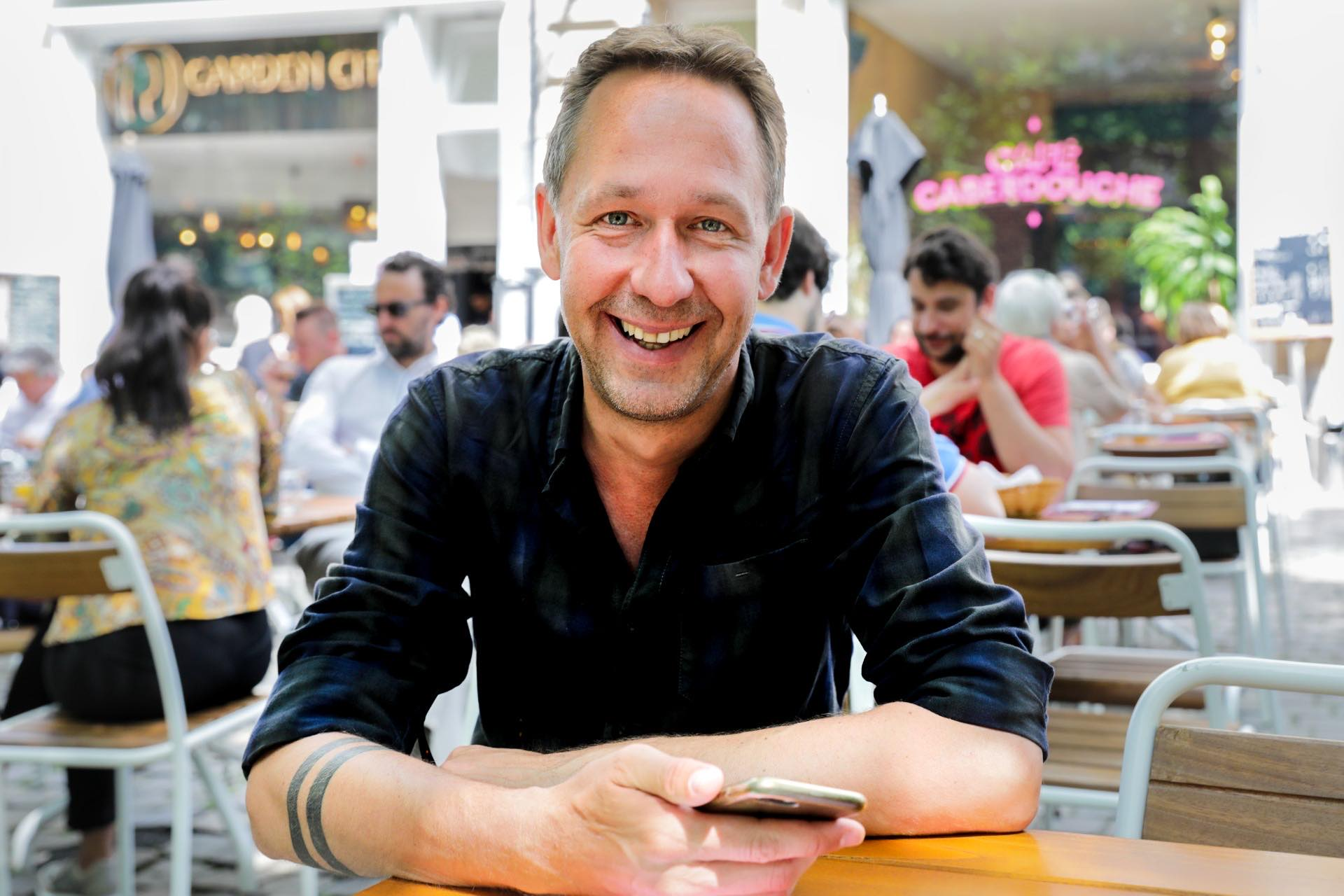 De 5 favoriete apps van Tom Bogman