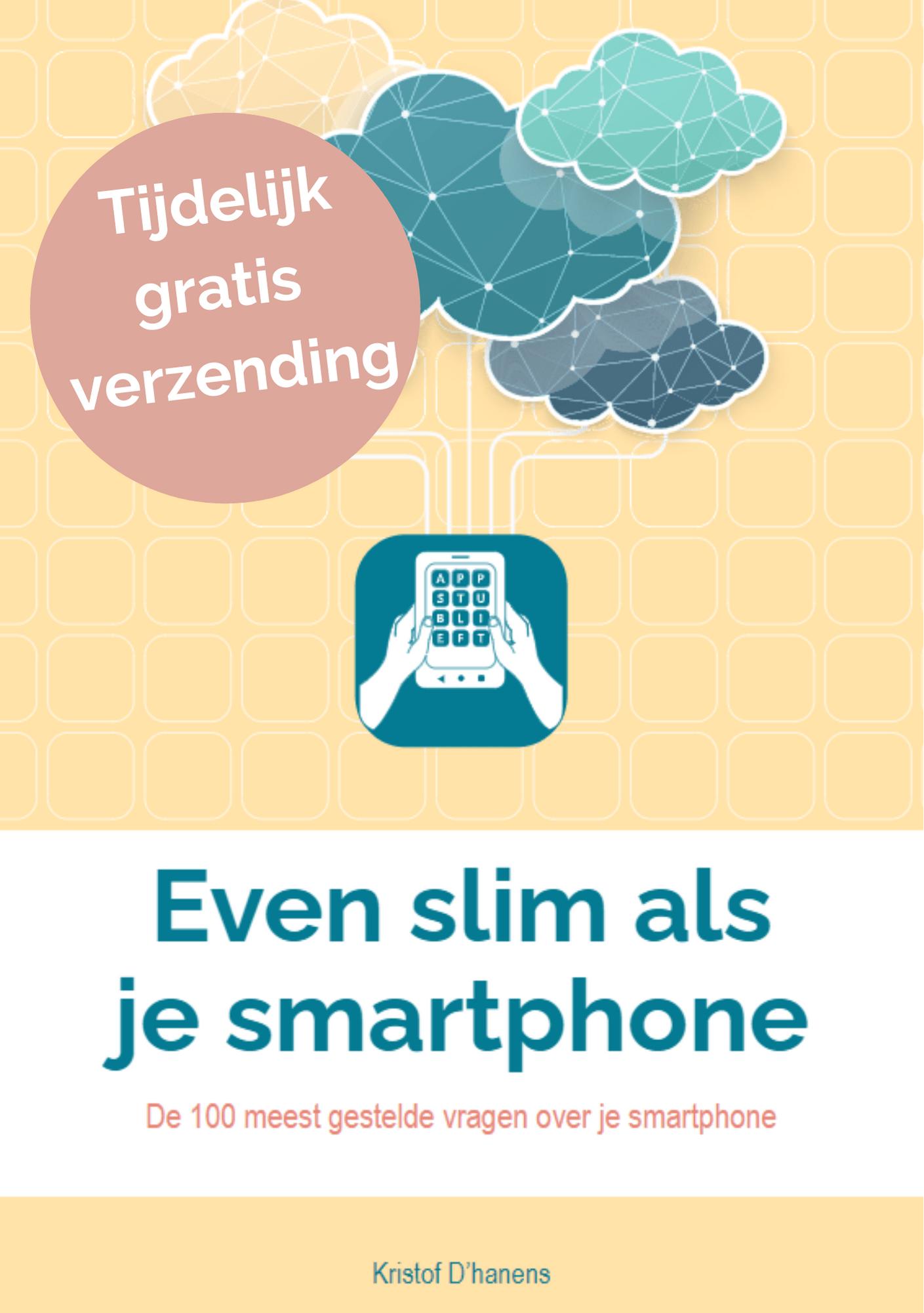 Even slim als je smartphone